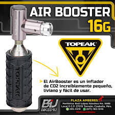 Topeak Airbooster 16G Inflador Co2