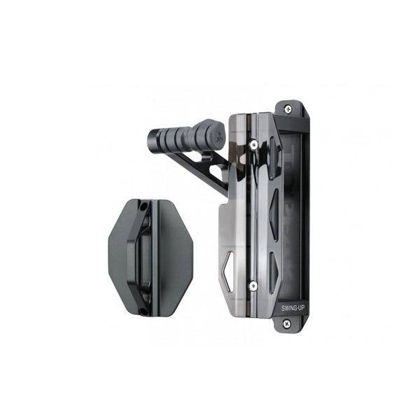 RACK DE PARED TOPEAK SWING-UP NEGRO - Transvision Bike