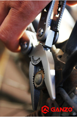Ganzo G301 Multitool Pliers - Moment at Hand