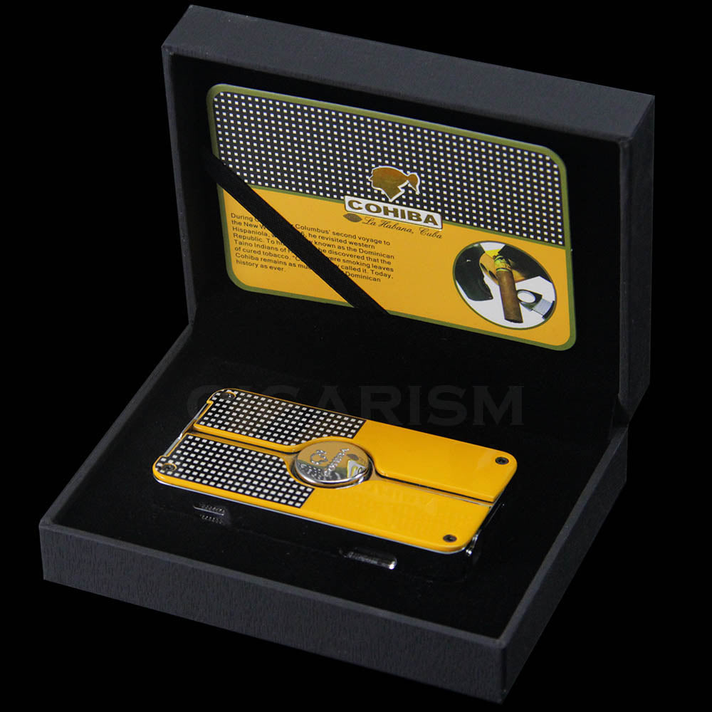 Cohiba CB-093 Classic 3 Jet Lighter - Moment at Hand