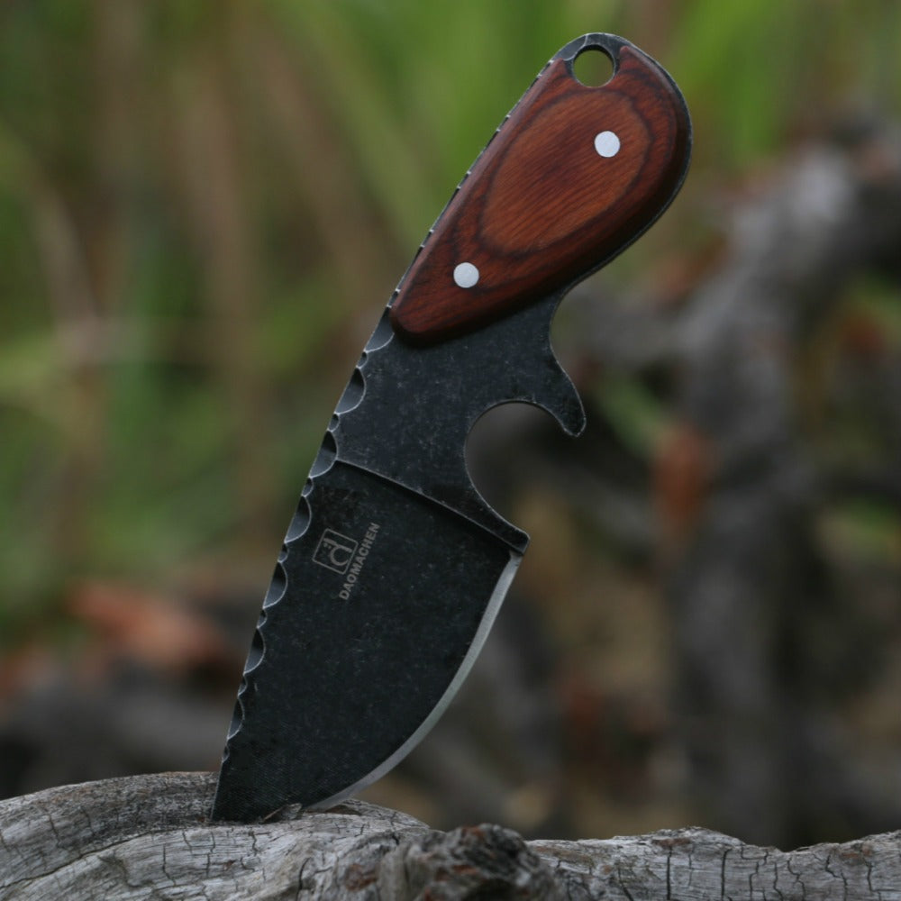 DAOMACHEN Fixed Blade Field Knife - Moment at Hand