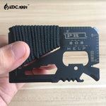 14 in 1 Credit Card Multitool - Moment at Hand