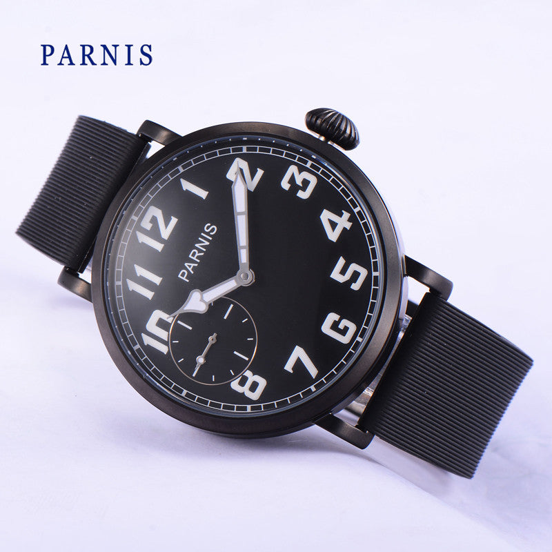 PARNIS B3-K Sport 43mm Machanical - Moment at Hand