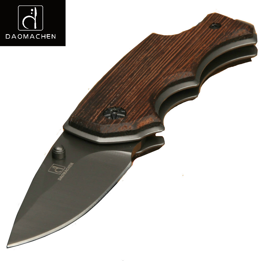 DAOMACHEN Stubby Folding Knife - Moment at Hand