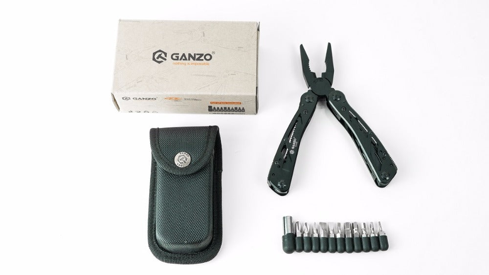 Ganzo G202 Multitool Pliers - Moment at Hand