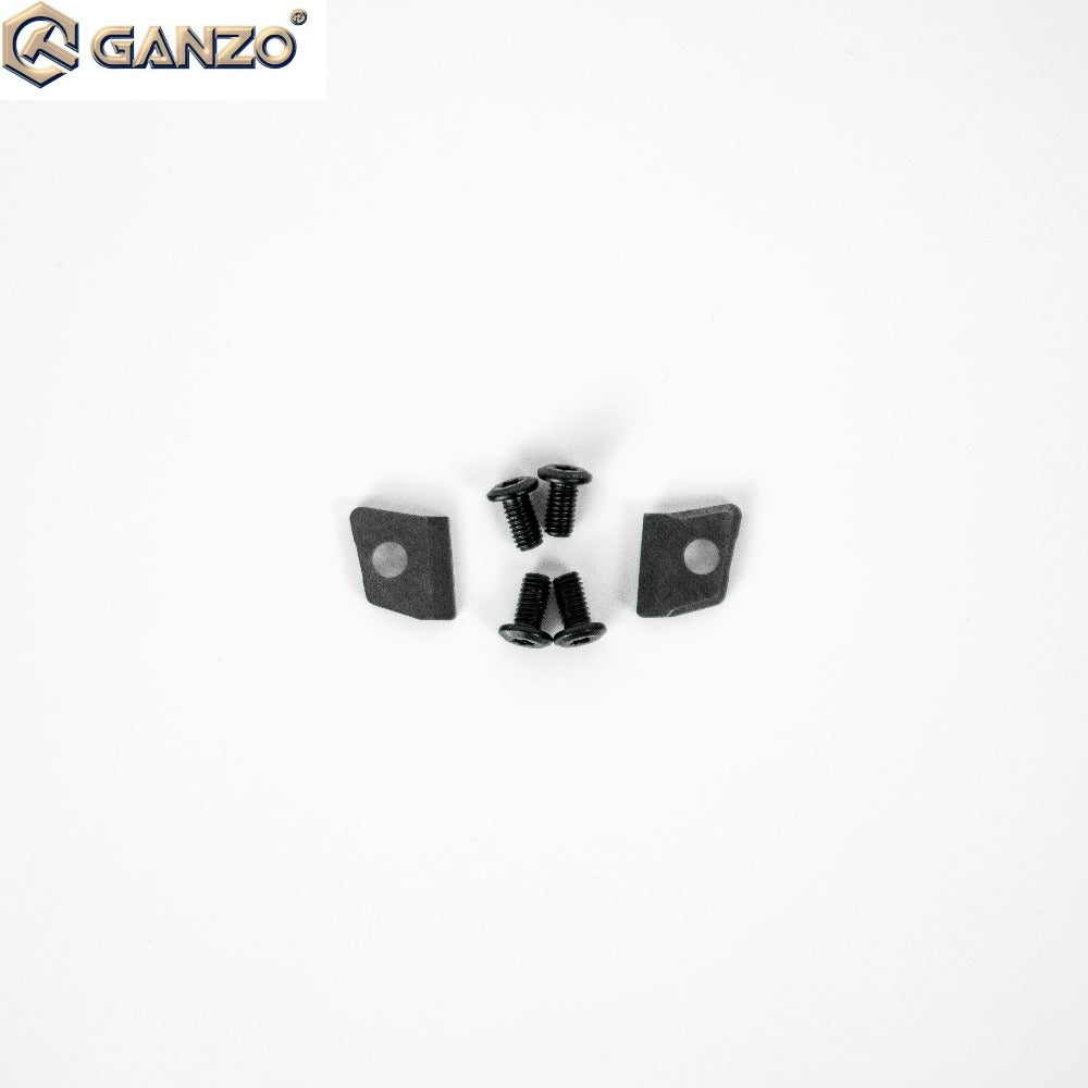 Ganzo G302B Replacement Tungsten Snipper Blades - Moment at Hand