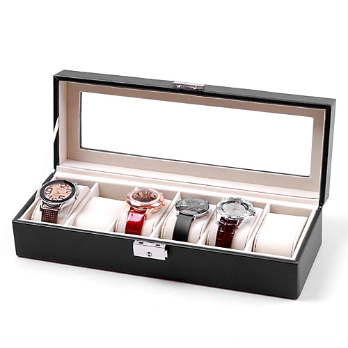 6 Piece Travel Watch Case - Moment at Hand