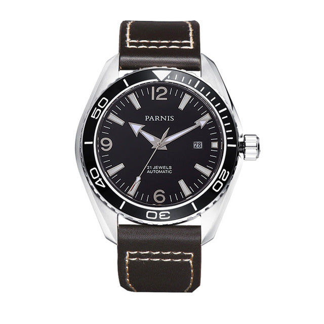 PARNIS PA6032 Fashion Diver - Moment at Hand