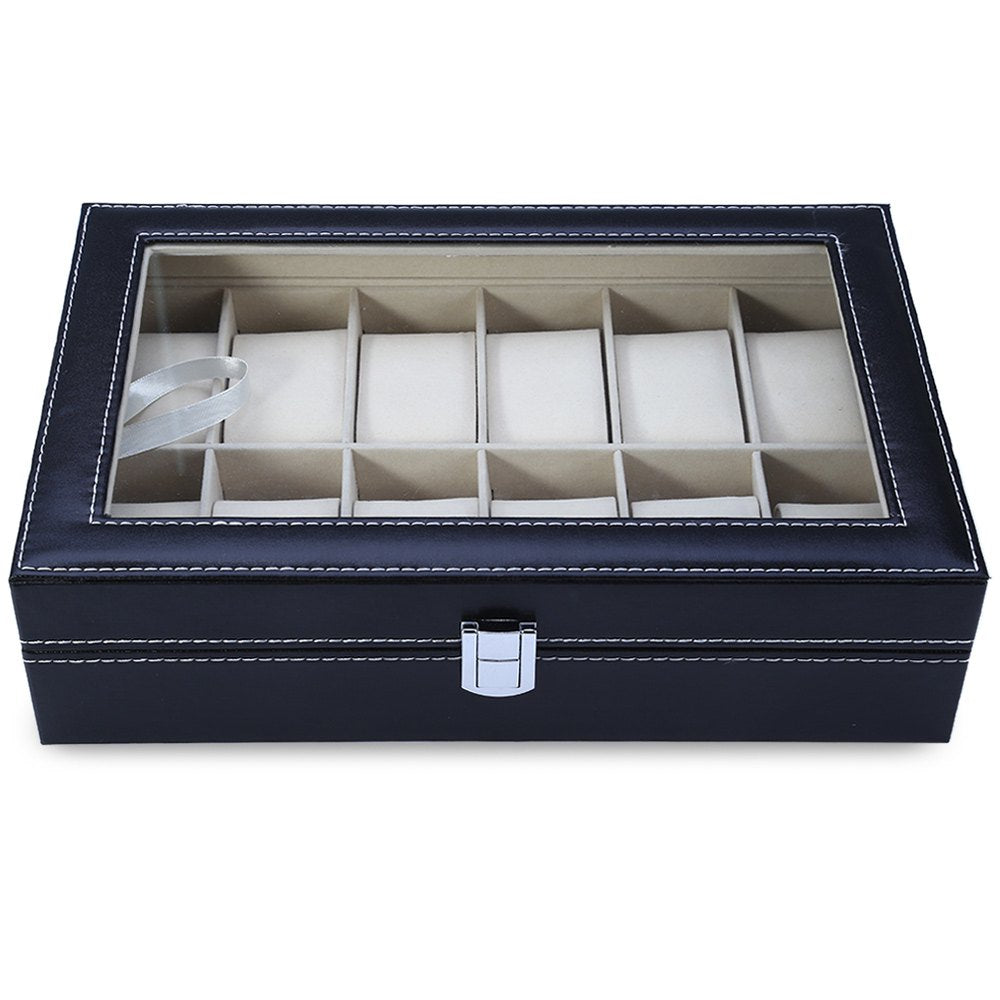 12 Piece Watch Case - Moment at Hand