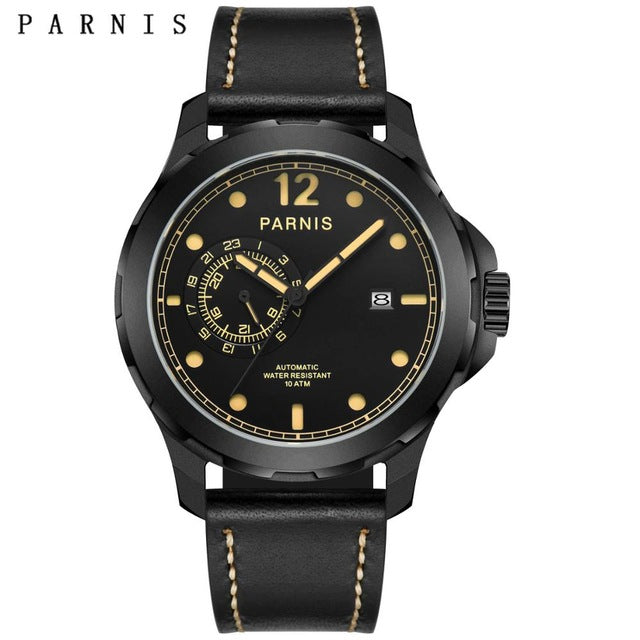 PARNIS PA6078 Commander Series Automatic - Moment at Hand