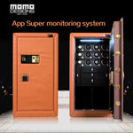 Momo Designs Watch Safe w/ Biometrics + Monitoring App - Moment at Hand