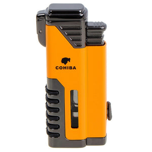 Cohiba Triple Jet Lighter - Moment at Hand