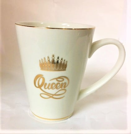 Mugs - Mardi Gras King & Queen Mugs