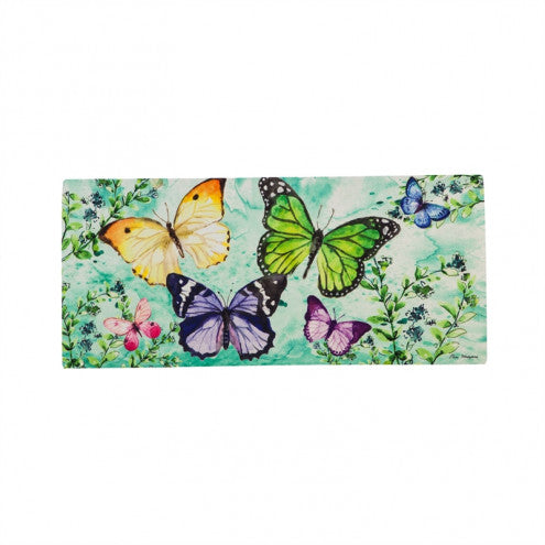Door Mat - Butterfly Friends Switch Mat Insert
