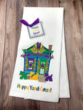 Towel - Mardi Gras Towel Collection