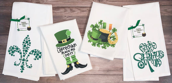 Towel - St. Patrick's Towel Collection