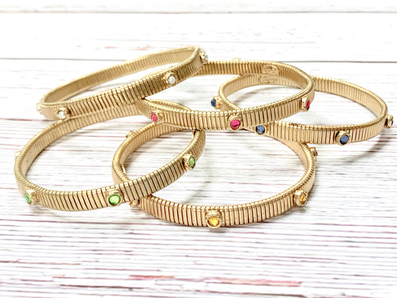 Jewelry - Skinny Watch band Bangle