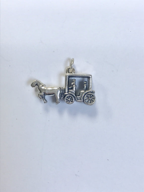 Jewelry - Horse & Buggy