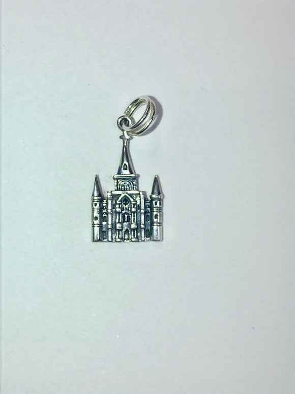 Jewelry- Cathedral Sterling silver Charm