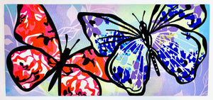 Door Mat- Large Butterfly Switch Mat Insert