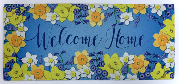 Door Mat - Welcome Home Switch Mat Insert