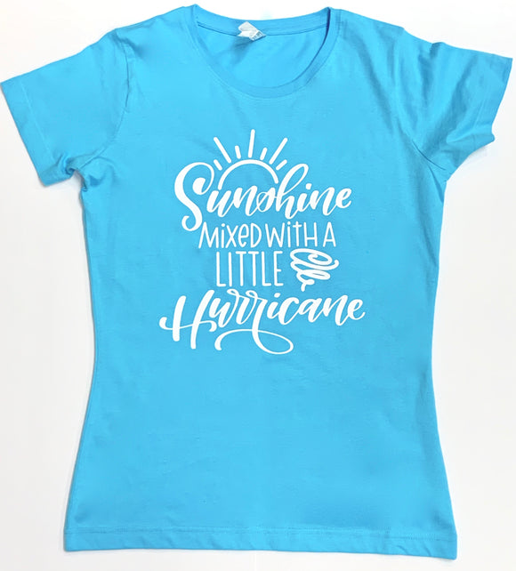 Apparel - Sunshine Mixed with a Little Hurricane