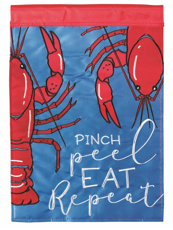 Flags - Pinch Peel Eat Repeat Flag