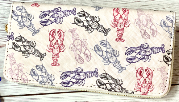 Bags & Wallets - Crawfish Wallet