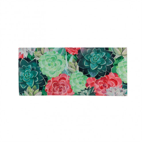 Door Mat - Succulents Switch Mat Insert