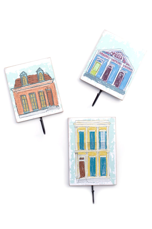 Shotgun House Wall Hangings