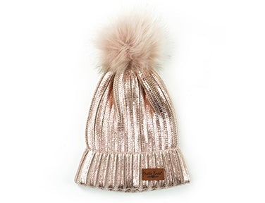 Accessories - Knit Pom Hat
