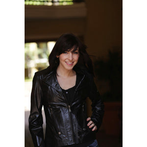 Womens Bristol Leather Jacket