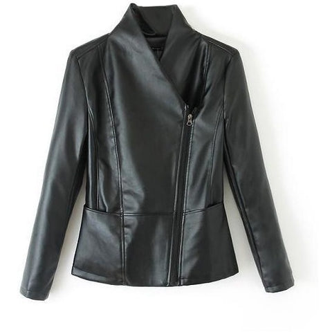 Womens Adelaide Leather Jacket