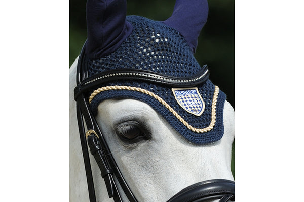 Passier Browband with Brass Clincher