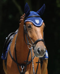Passier Padded Leather Browband