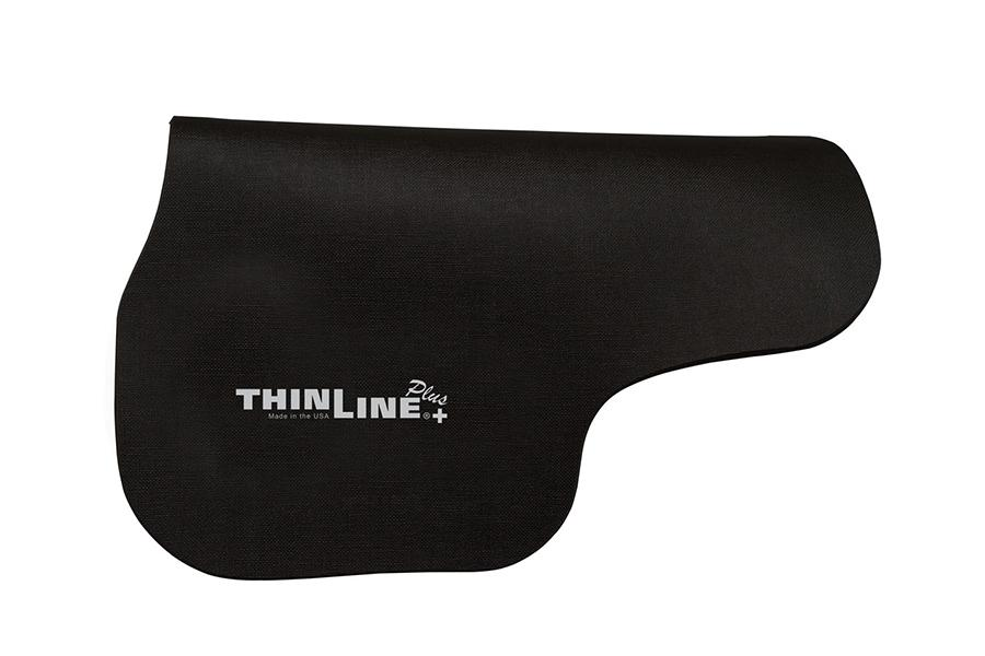ThinLine Basic English Saddle Pads Large Contour Pad