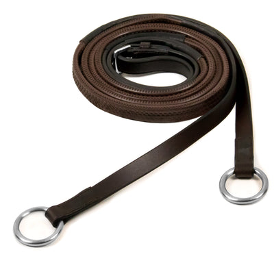 Schockemohle Rubber Reins With Ring