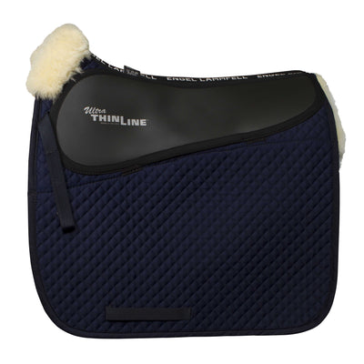 ThinLine Woven Wool Square Cotton Dressage Pad