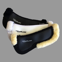 ThinLine Trifecta Half Pad with Sheepskin Rolls