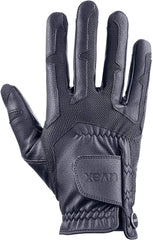 Blue uvex ventraxion riding glove