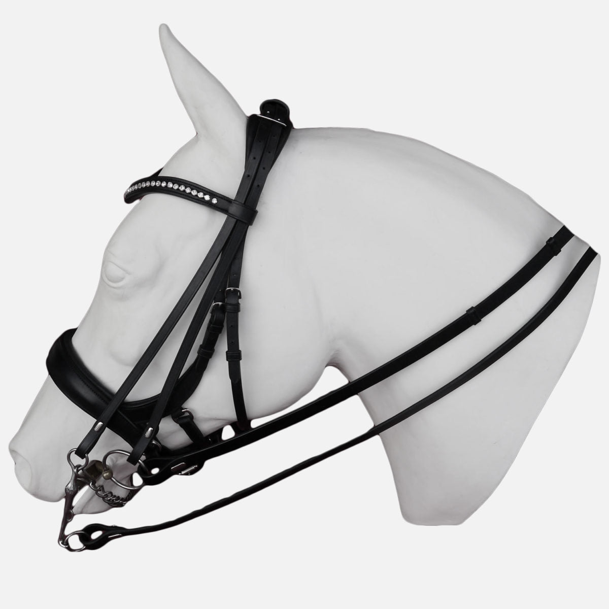 Total Comfort System Nassau Double Bridle