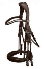 Schockemohle Venice Anatomical Double Bridle