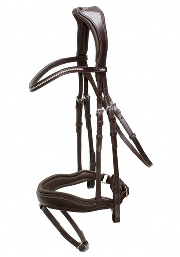Schockemohle Stanford Anatomical Bridle