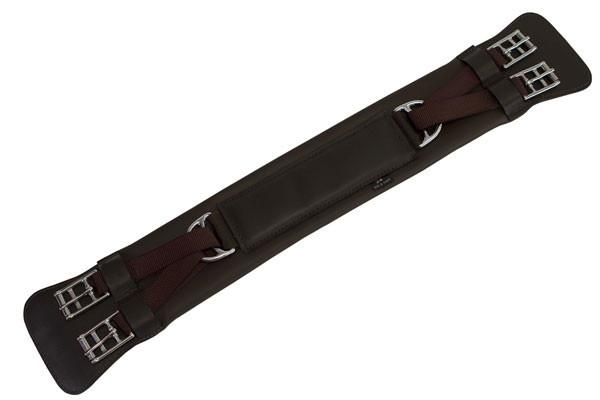 ThinLine Monoflap Short Girth Dark Brown