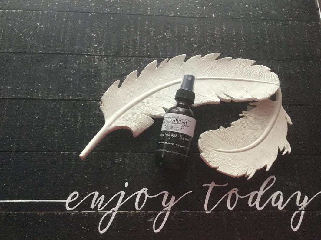 Luxurious Body Mist - Bay Rum