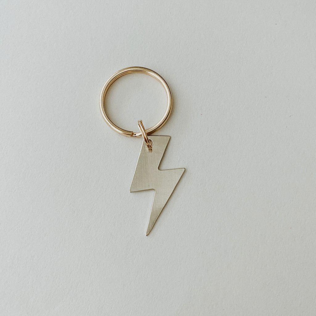 Lightning Bolt Tag