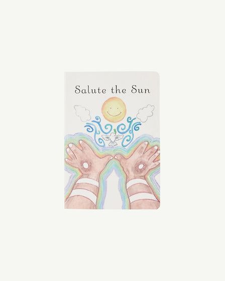 BABY BOOK - SALUTE THE SUN