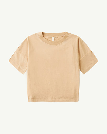 OVERSIZED TEE - GINGER