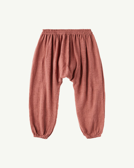 KIDS HAREM PANT - BLUSH