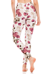 Floral Garden Leggings